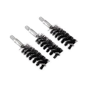 3Pcs-Nylon-Bristle-Bore-Brush-40-Caliber-8x32-Thread-for-Gun-Cleaning-Rod