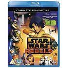 Star Wars Rebels Season 1 Blu-ray Region B