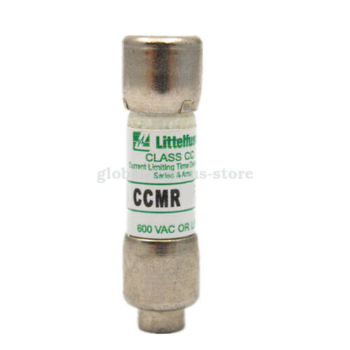 CCMR-30A 30 Amp 600V  Time Delay Fuse US Shipping 5Pcs Littelfuse CCMR-30