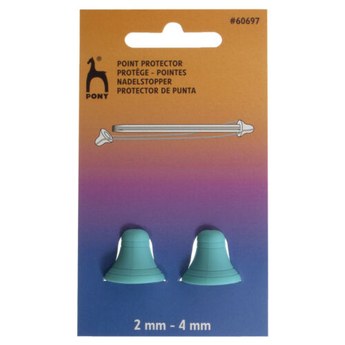5x Point Protectors Bell Shaped Small Sewing Craft Tool Hobby Art UK