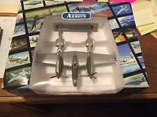 FRANKLIN MINT - ARMOUR - P-38 LIGHTNING - MARGE version, REDUCED!