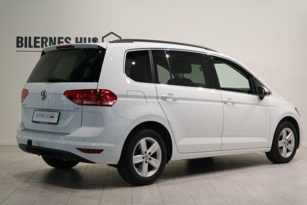VW Touran 1,6 TDi 110 Comfortline 7prs - billede 1