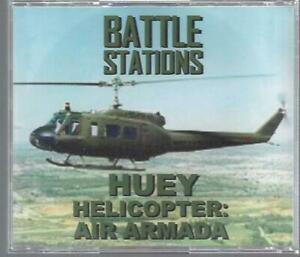 Battle Stations Huey Helicopter Air Armada Outstanding Vietnam War Dvd Ebay