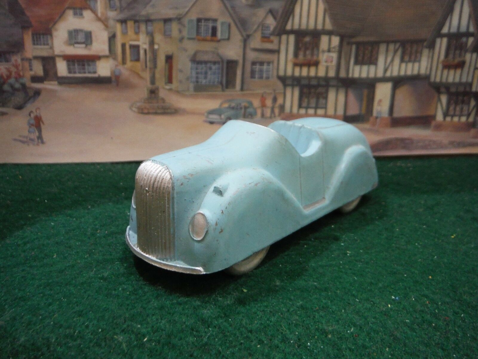 Unbranded diecast diecast diecast car made in England (025 143) b142ad
