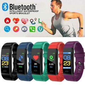 Sport-Health-Waterproof-Fitness-Smart-Watch-Activity-Tracker-Wrist-Band-Bracelet