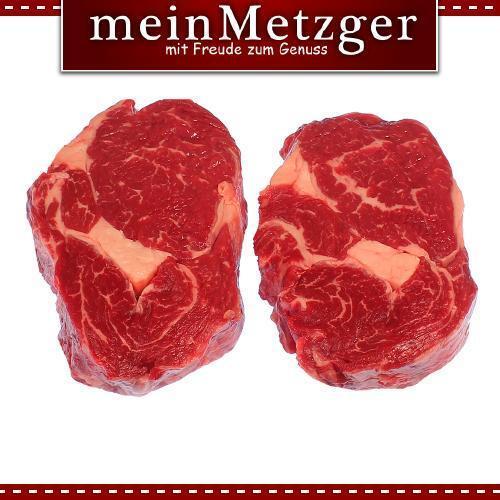 American Rib-Eye-Steak, original amerikanisches Rindfleisch
