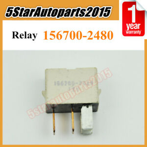 Relay 12V 4-Pin 156700-2480 Fit Suzuki SX4 Grand Vitara Kizashi Aerio Alto