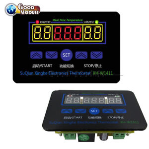 DC-12V-Digital-LED-Temperature-Controller-10A-Thermostat-Control-Switch-Probe