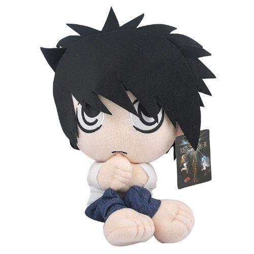 Death Note Anime L Plush