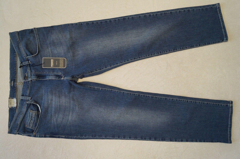 PIONEER Rando  Jeans Straight  W 40 L32 blau  NEU  | Authentische Garantie