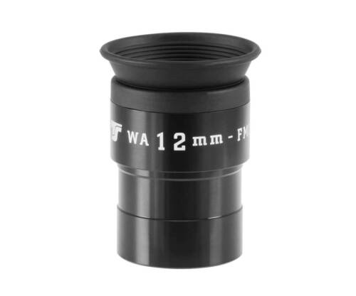 "TSWA 12 telescopio Ts-Optics 12mm super gran angular ocular 1,25/"" F"