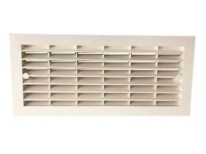 Lueftungsgitter-Abluftgitter-Fertiggarage-rechteckig-weiss-Garage-Luefter