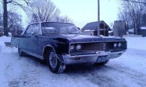 Chrysler Newport 1968 Custom V8 - 383 -