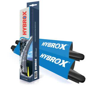HYBROX Scheibenwischer für BMW 7er - Typ E32, E38