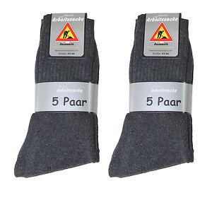 20-Paar-Herren-Arbeits-Socken-92-BW-anthrazit
