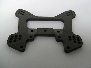 HD-CARBON-4mm-suspension-trasera-Puente-para-Thunder-Tiger-eb-4-G3-y-S3