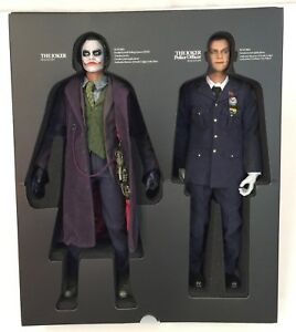 Hot Toys Dx01 1 6th Scale The Joker Batman The Dark Knight Complete
