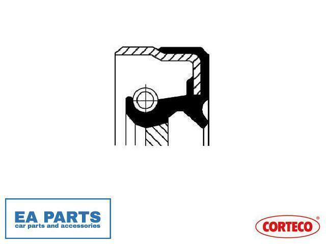 Shaft Seal, crankshaft for LANCIA CORTECO 12015384B