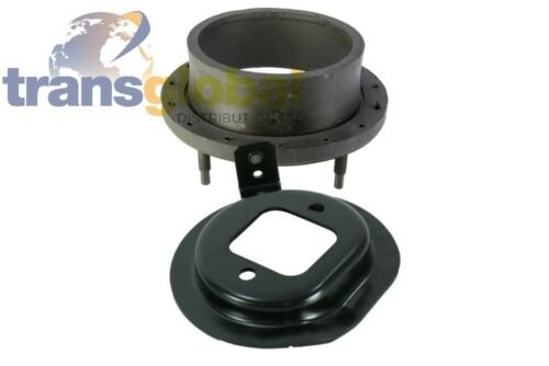 Land Rover Discovery 2 Front Upper Spring Isolator /& Lower RHS OS Spring Seat