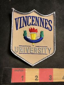 NOS-Circa-1980s-Indiana-VINCENNES-UNIVERSITY-Patch-Academic-School-92O8