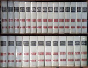 GRANDE-DIZIONARIO-ENCICLOPEDICO-UTET-27-VOLUMI-ENCICLOPEDIA-EDIZIONE-1967