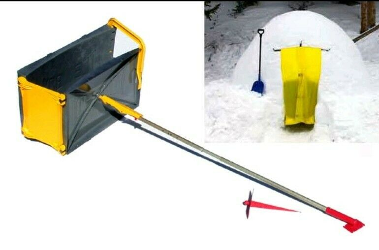 GRAND SHELTER - ICEBOX Igloo Tool with Door