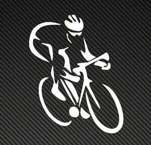 Details about Bike Crit Sticker Decal Car Truck road mtb bike tdf cycling  criterium cyclist