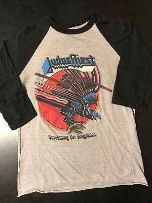 Kid//Children//Teenage Judas Priest 1 Heavy Metal Black T-Shirt Long//Short Sleeve