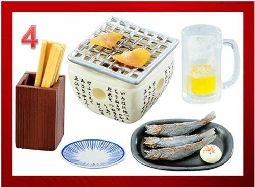 NEW Arrival Re-ment Miniature Japanese Pub Wine Restaurant 650yen rement set #4