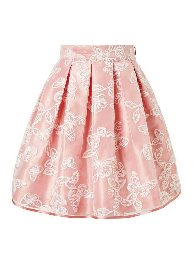 John Lewis Heirloom Collection Girls' Organza Skirt pink 6 years BNWT FREE P&P