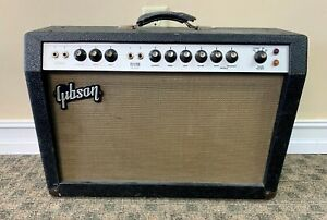 Vintage Gibson Lancer GA-35-RVT Tube Amplifier