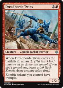 x1 Dreadhorde Invasion MTG War of the Spark R M//NM English
