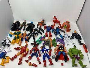Hasbro Super Héros Mashers Marvel Star Wars Monde Jurassique Venom Luke Iron Man