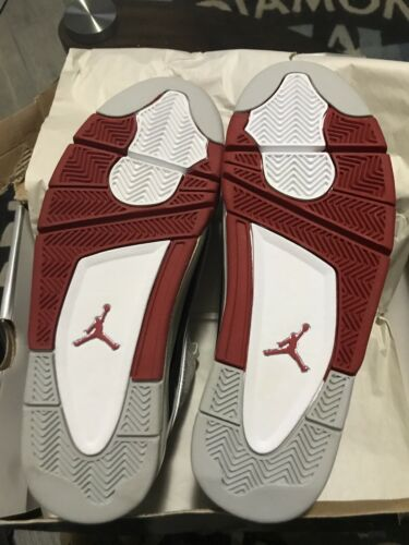 Jordan Dub Zero Nike 10 Air Negro Rojo Blanco Ds EtvSx