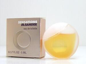 Jil-Sander-Sensations-Miniatur-EDT-Eau-de-Toilette-5-ml