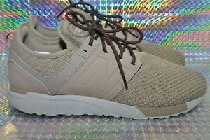 Details about NWOB Men's New Balance 247 Sport Trainers In Taupe MRL247KT Size us 12 D