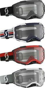 Scott Adult Fury MX Goggles MX Offroad