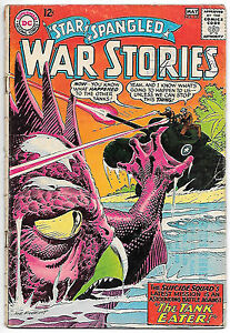 Star Spangled War Stories 120 1965 vg 40 Suicide Squad Guide 2600 21 - <span itemprop=availableAtOrFrom>Brighton, United Kingdom</span> - No hassle return policy. If you are unhappy with your purchase in any way, just send it back within 14 days for a full refund. Most purchases from business sellers are protected by the C - Brighton, United Kingdom