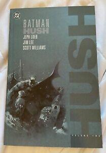 BATMAN-HUSH-Vol-2-TPB-2003-Jeph-Loeb-JIM-LEE-Scott-Williams