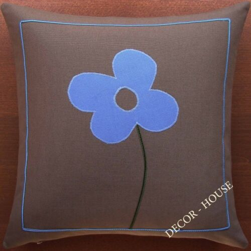 "Pillow case  15/""x15/"" Cushion Cover Decorative Pillowcases cotton bedroom hadmade"