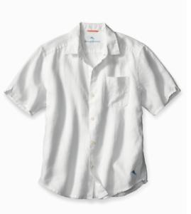Tommy-Bahama-Sea-Glass-Breezer-Short-Sleeve-Linen-Shirt-TR310623-89-50-White