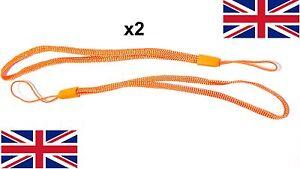 Agressif 2x Bracelet Orange Hand Wrap Dragonne Appareil Photo General Boucle De Sécurité Clés Grip Uk-afficher Le Titre D'origine