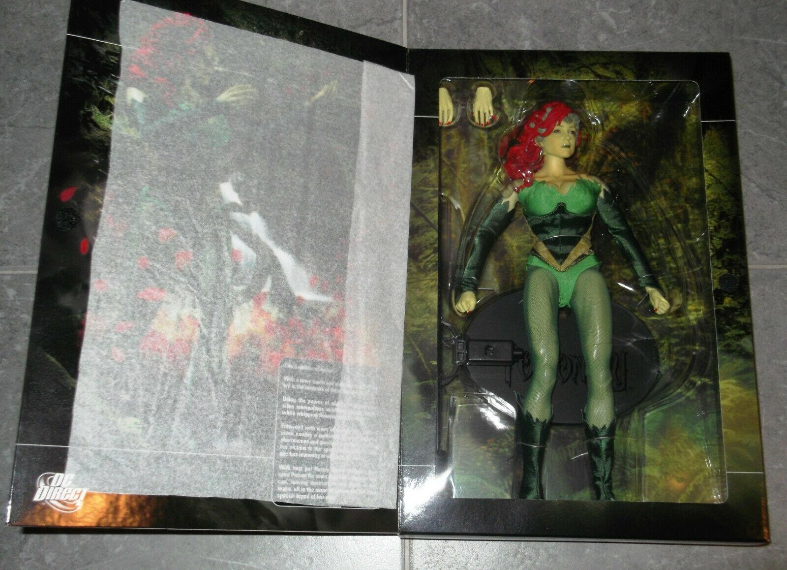 DC Direct POISON IVY Deluxe Collector Figura 13