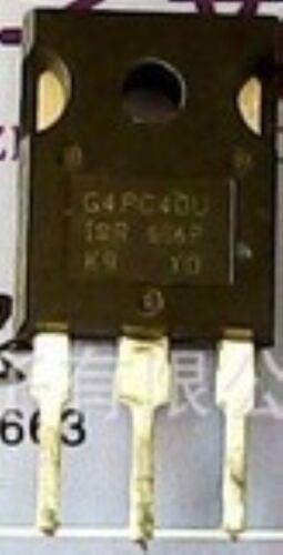 IR G4PC40U TO-3P INSULATED GATE BIPOLAR TRANSISTOR