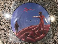 Rush Hemispheres Picture Disc! Limited. Yes Led Zeppelin Dream Theater Van Halen