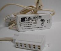 Wh-1501e (12v/150w) Wang House Halogen Electronic Lighting Transformer