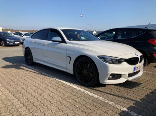 BMW 420i 2,0 Gran Coupé Sport Line aut. - billede 2