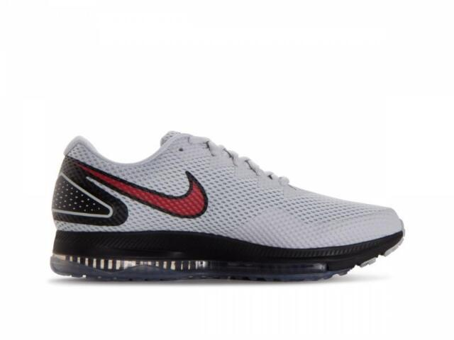 b0cf40132f067 Mens Nike Zoom All Out Low 2 Pure Platinum Running Trainers AJ0035 006