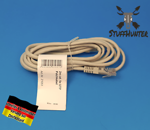 CAT5e UTP Patchkabel Netzwerkkabel Ethernet Kabel Netzwerk DSL LAN Kabel 2m