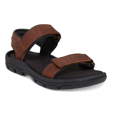 Timberland Roslindale 2 Strap Wheat Forty Brown (Z27) A1OWH Mens Sandals